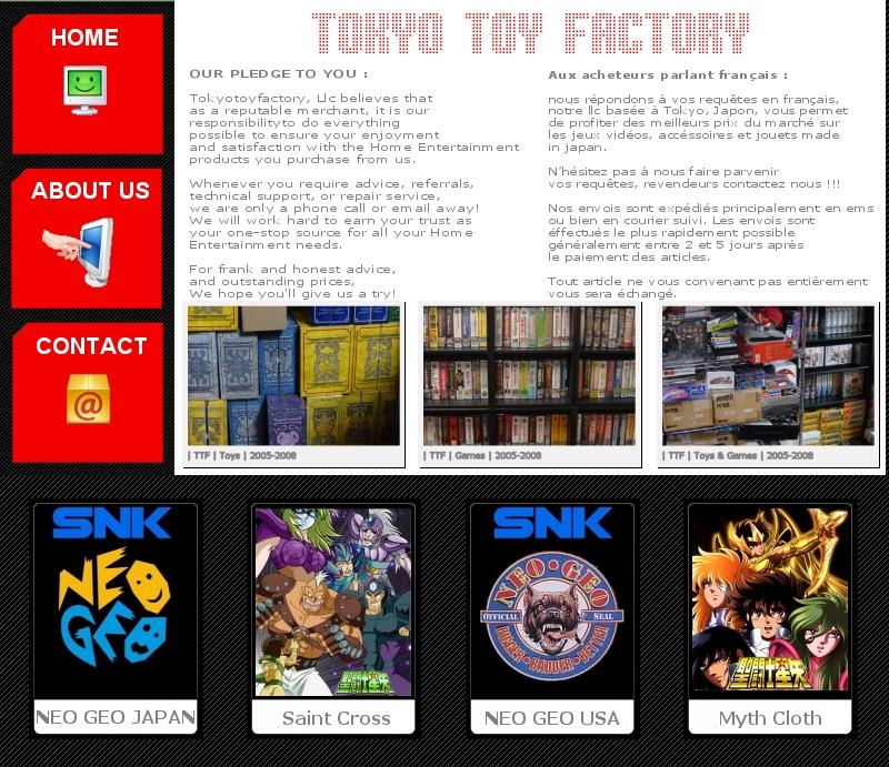 TokyoToyFactory.com
