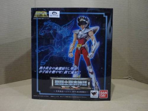 Saint Cloth EX Pegasus Seiya New Version NEW