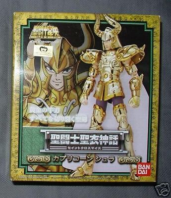 Capricorn Shura Myth Cloth Bandai