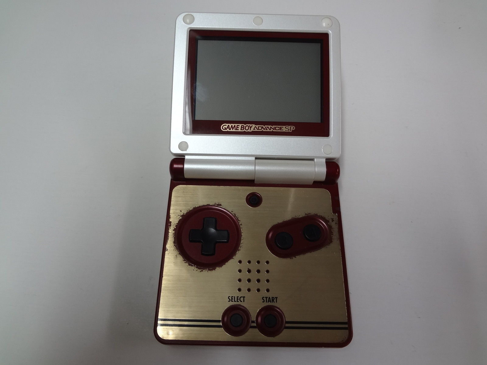 Game Boy Advance SP System Family Computer no manual Nintendo Ja